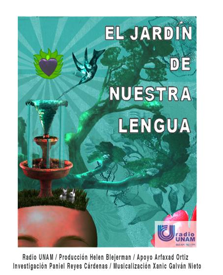 El Jardín de la Lengua poster